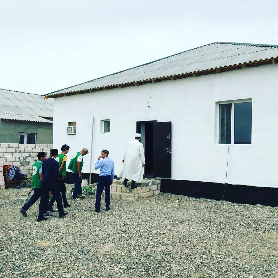 Многодетной семье из села Батыр подарили дом, фото-5
