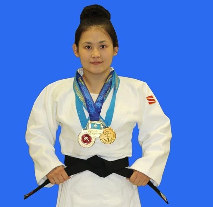 Две дзюдоистки из Мангистау завоевали золотые медали на чемпионате в Астане, фото-1