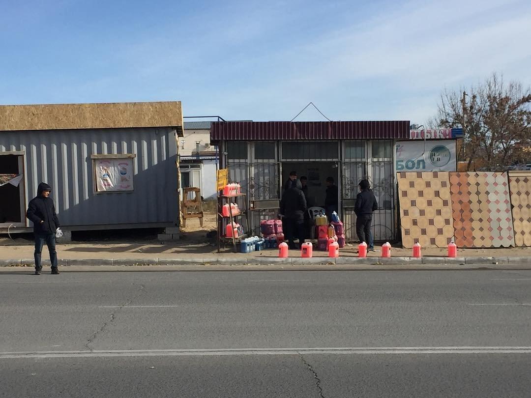 Предпринимателей, торгующих техническим маслом, привлекли к ответственности в Актау, фото-4