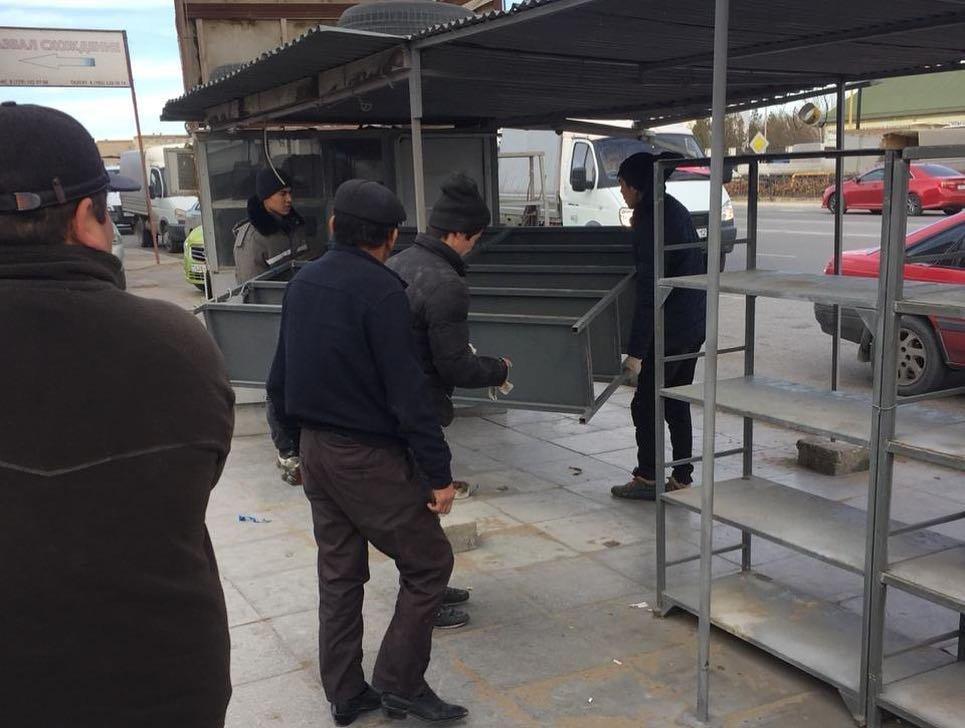 Предпринимателей, торгующих техническим маслом, привлекли к ответственности в Актау, фото-3