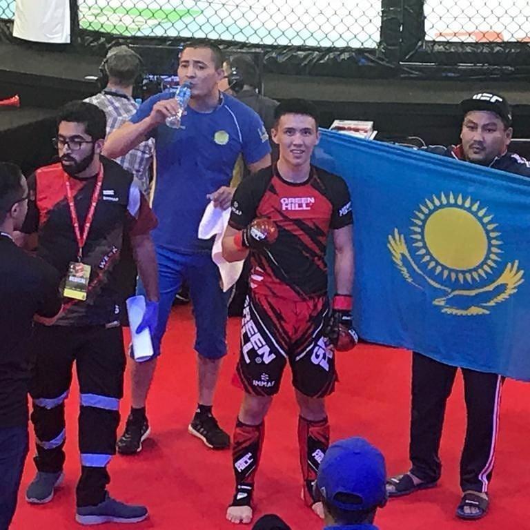 Два бойца из Мангистау стали призерами Объединенного чемпионата мира по MMA в Бахрейне, фото-1