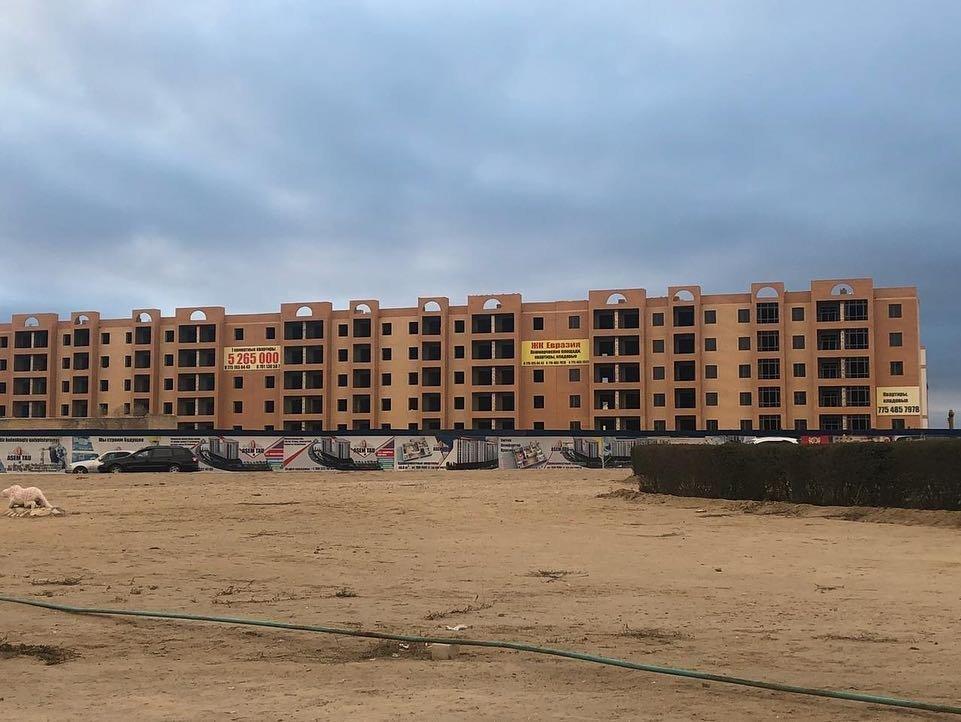 В Актау четыре строительные компании возвели жилые дома с нарушениями , фото-2