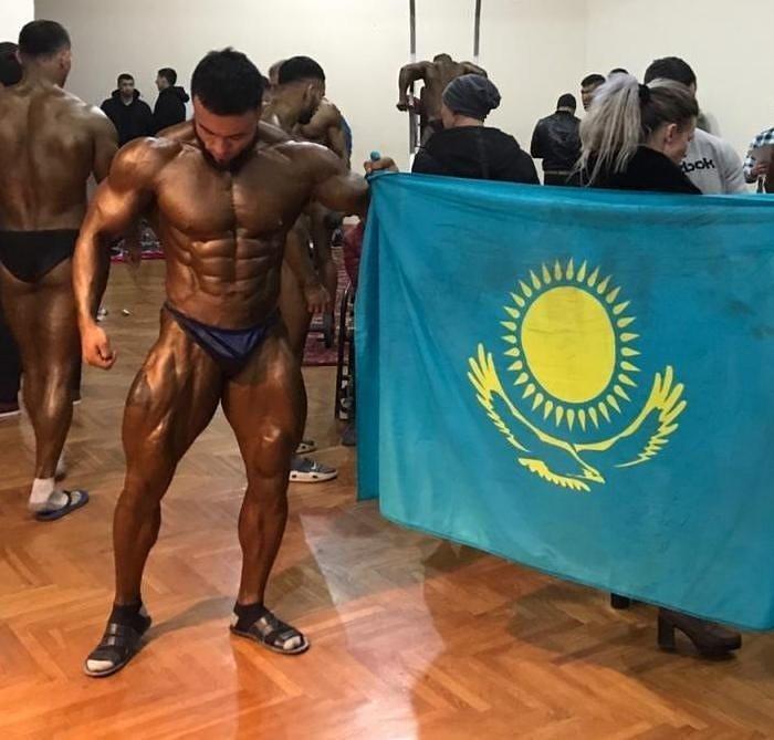 Мангистауский культурист стал чемпионом на международном турнире, фото-2