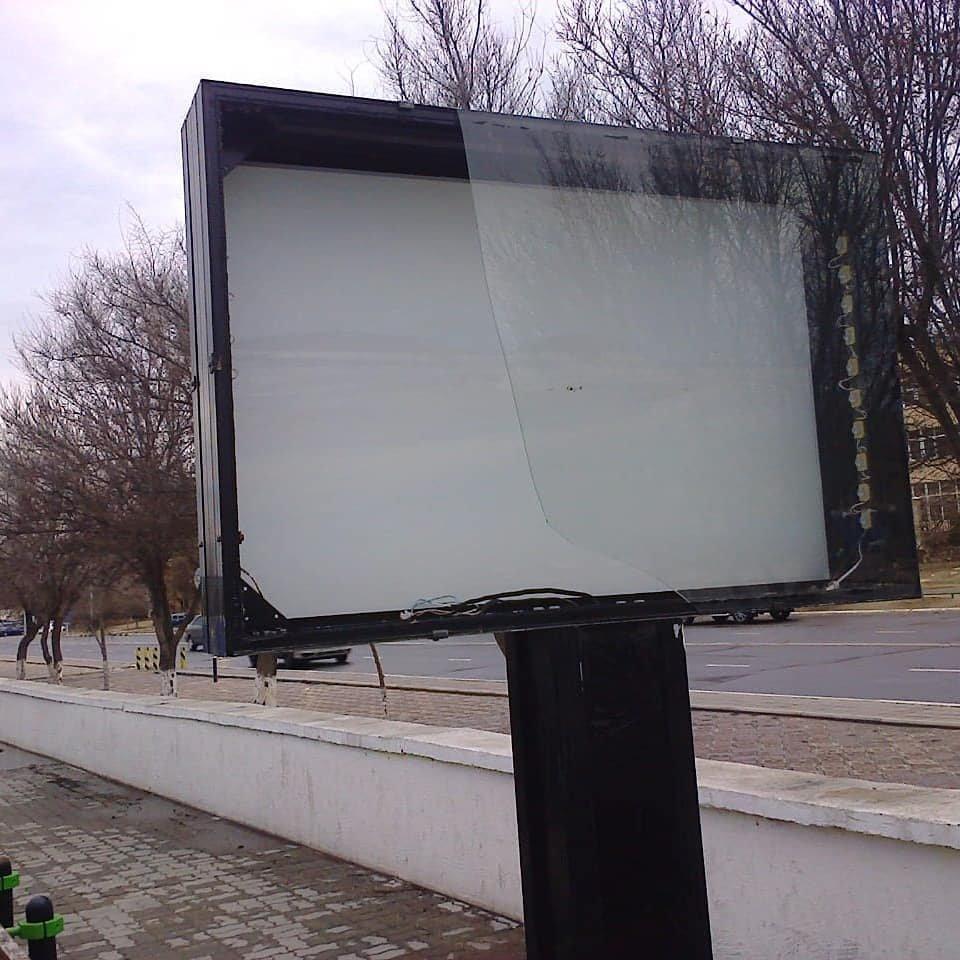 Вандалы в Актау продолжают разрушать набережную, фото-1