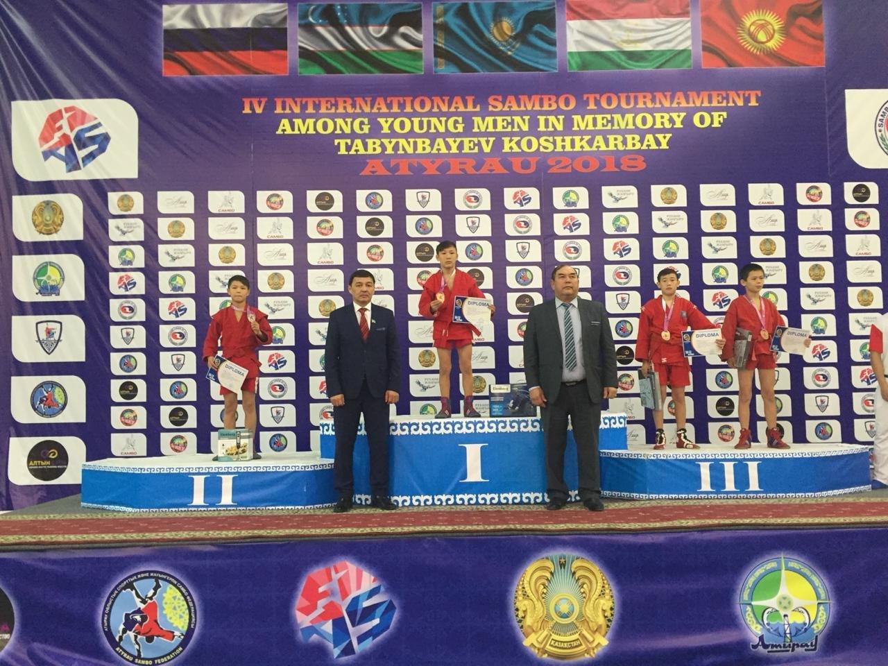 Шесть медалей завоевали мангистауские самбисты на международном турнире, фото-2