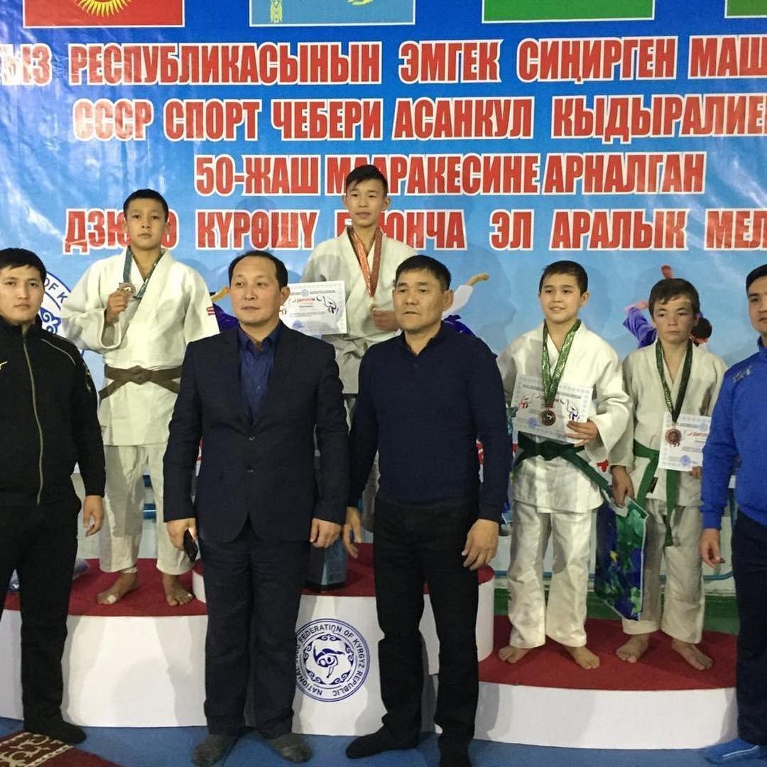 Четыре медали завоевали мангистауские дзюдоисты в Кыргызстане, фото-2