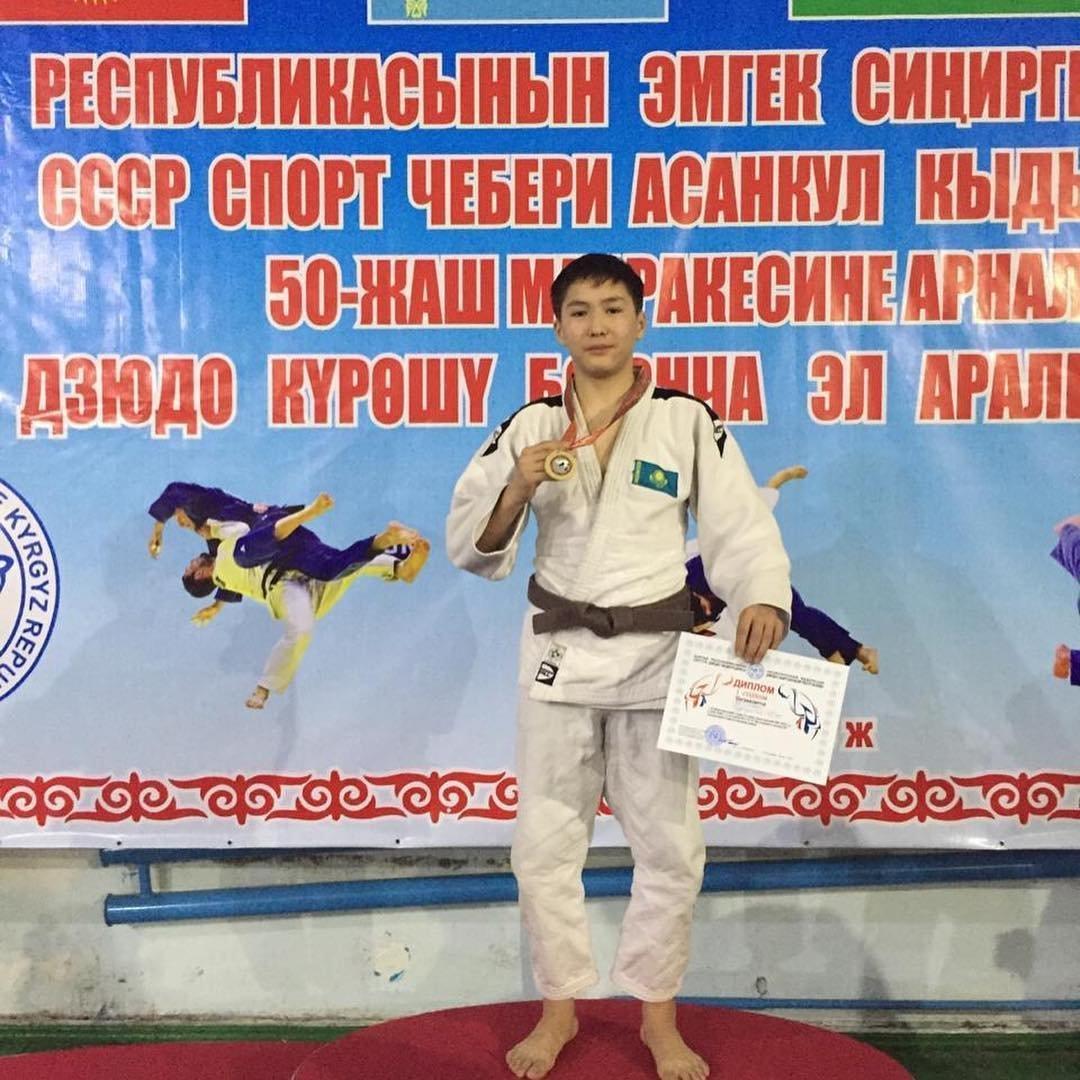 Четыре медали завоевали мангистауские дзюдоисты в Кыргызстане, фото-3
