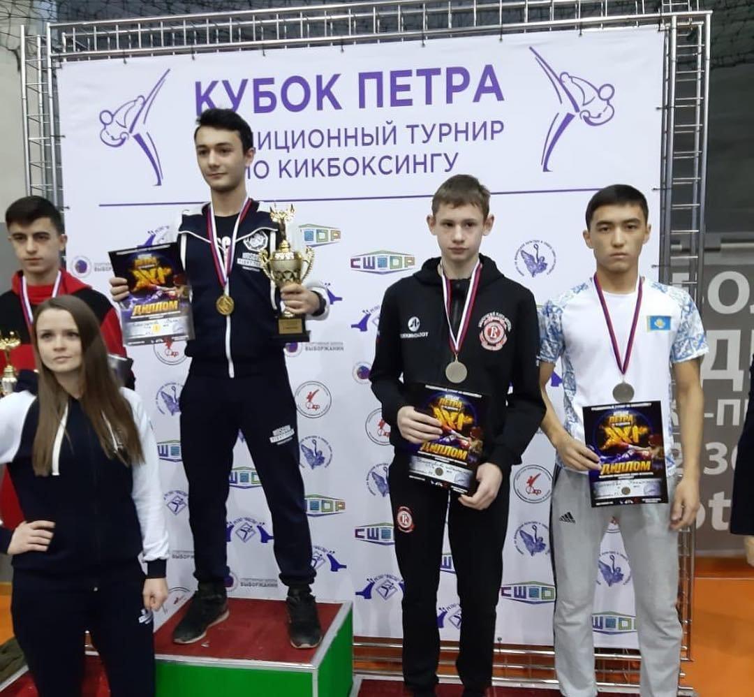 Пять медалей завоевали мангистауские кикбоксеры в Санкт-Петербурге, фото-2