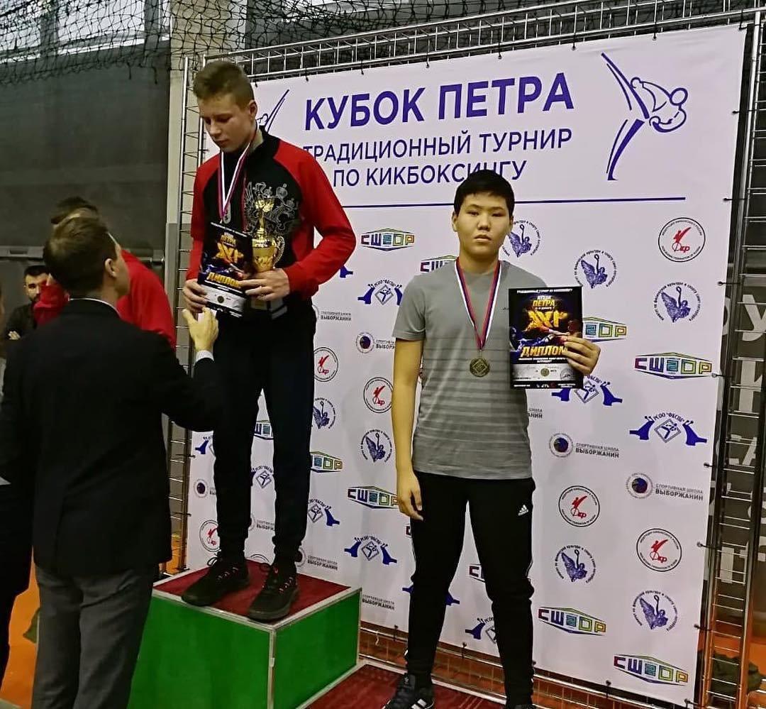 Пять медалей завоевали мангистауские кикбоксеры в Санкт-Петербурге, фото-1