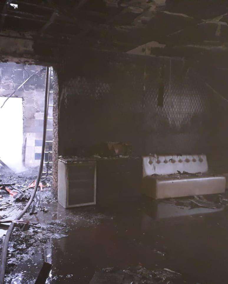 Баня сгорела в Мунайлинском районе (ФОТО), фото-5
