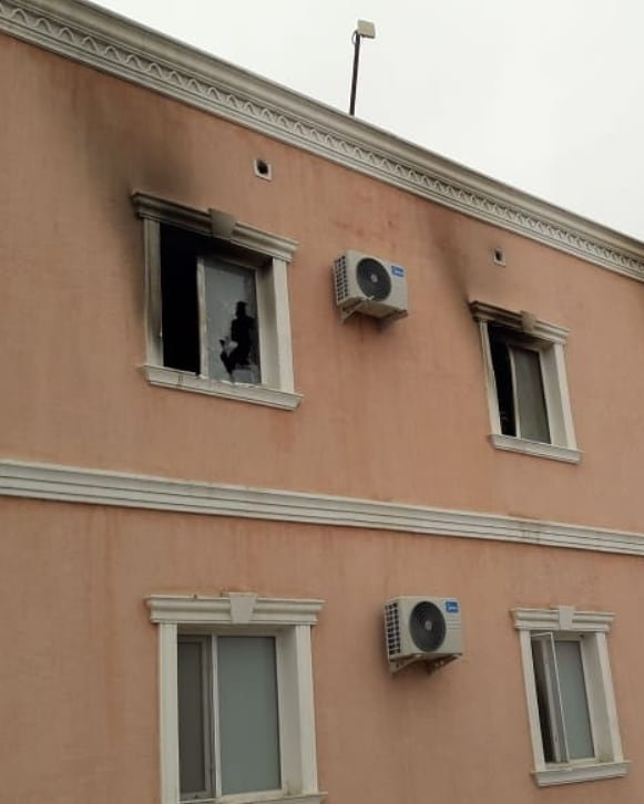 Баня сгорела в Мунайлинском районе (ФОТО), фото-3