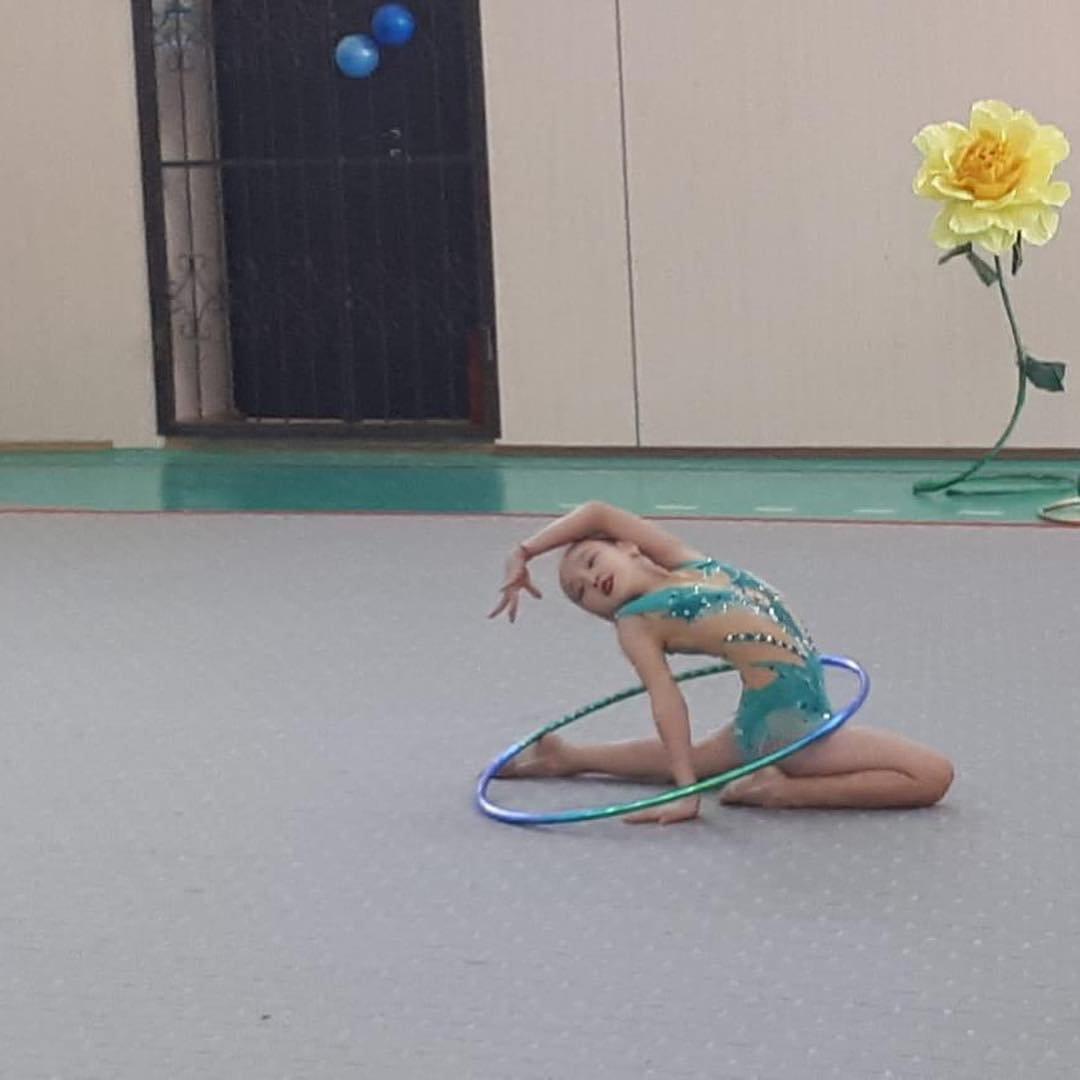 В Актау прошел чемпионат Мангистауской области по гимнастике, фото-1