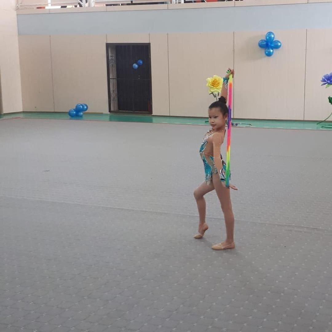 В Актау прошел чемпионат Мангистауской области по гимнастике, фото-2