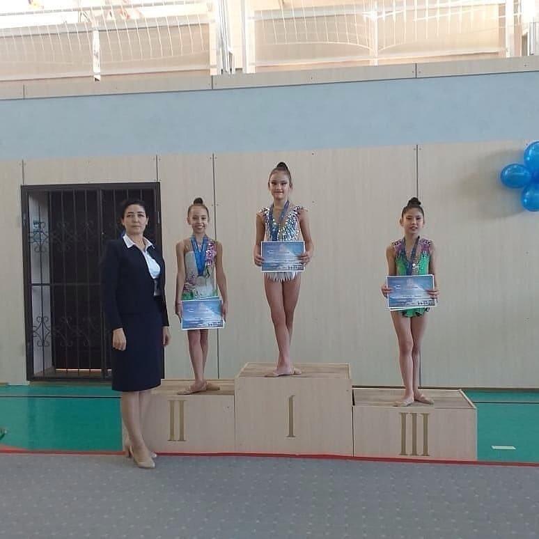 В Актау прошел чемпионат Мангистауской области по гимнастике, фото-3
