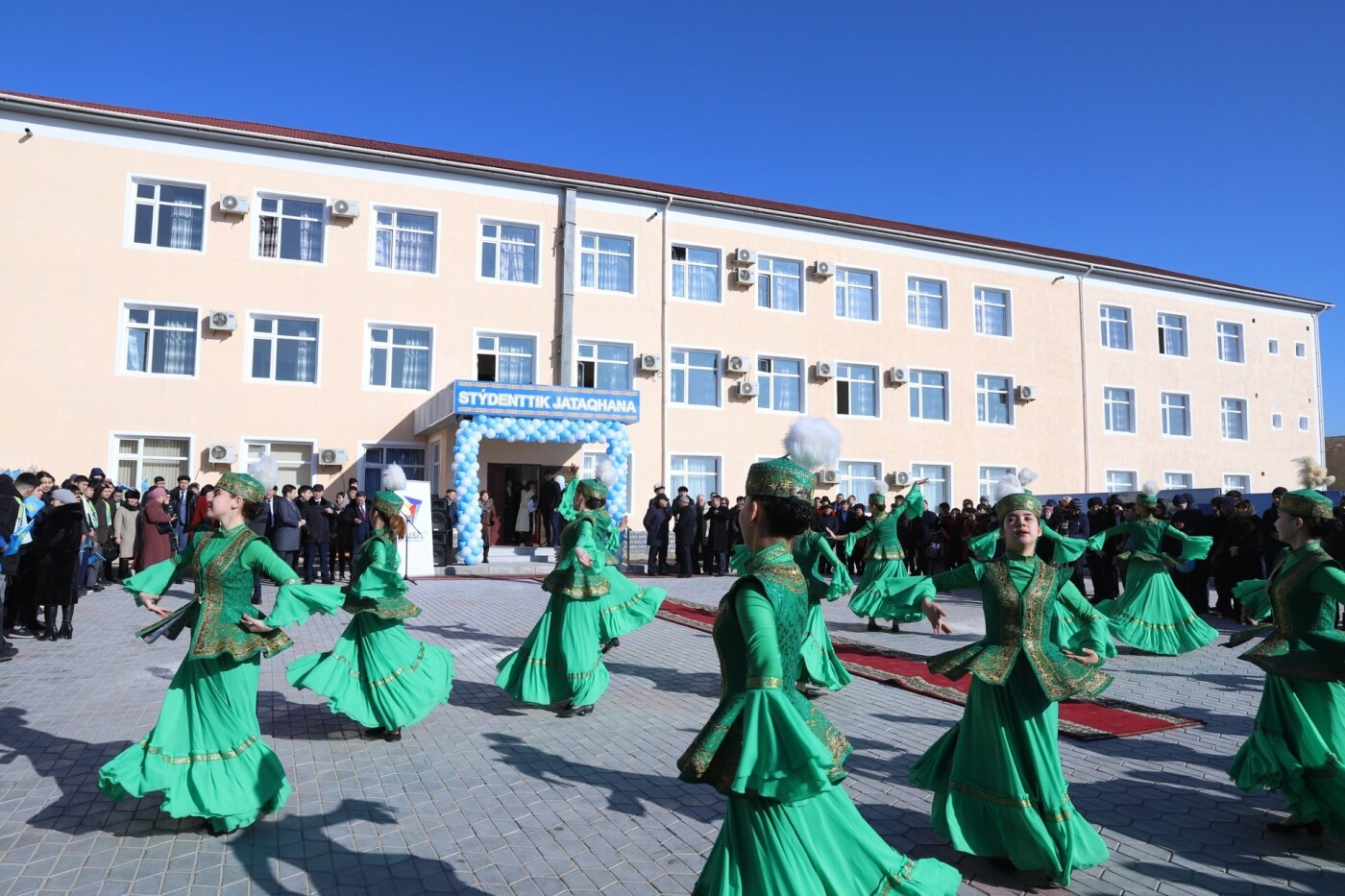 Общежитие для студентов на 210 мест открыли в Актау, фото-1