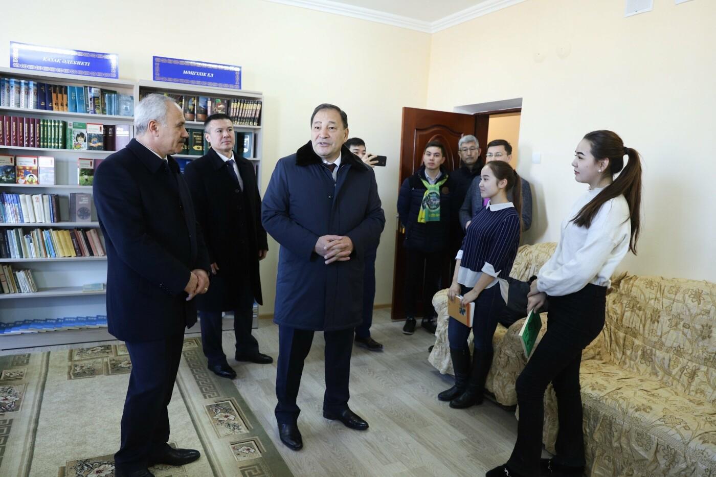Общежитие для студентов на 210 мест открыли в Актау, фото-4