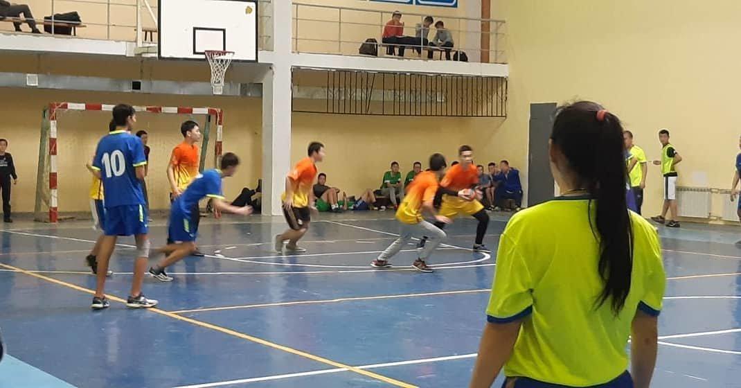 Открытое первенство по гандболу прошло в Мунайлинском районе, фото-3