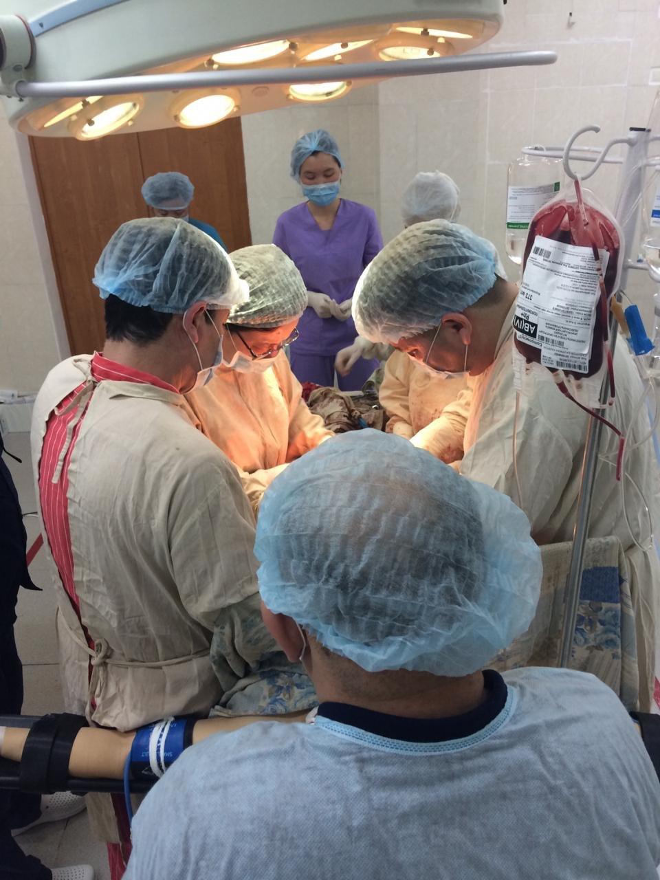 Актауские врачи боролись за жизнь роженицы в Бейнеу, фото-1