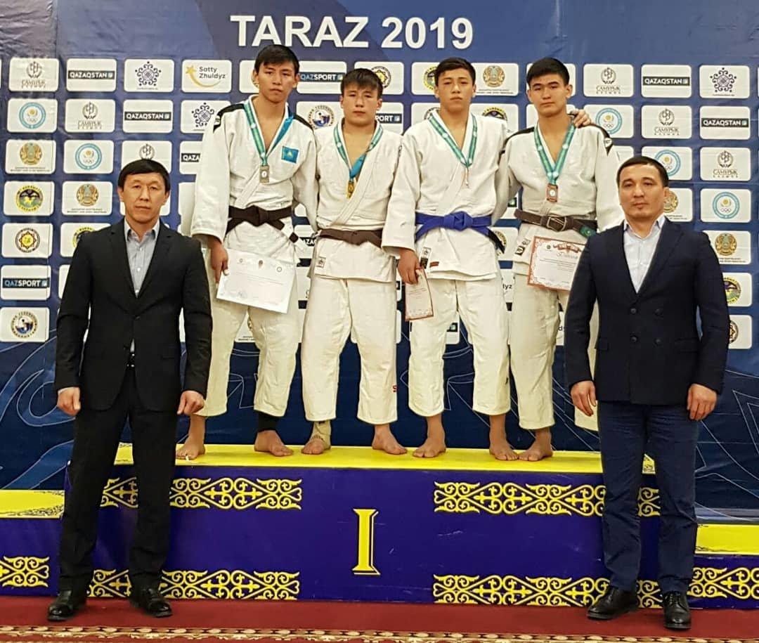 Шесть медалей завоевали мангистауские дзюдоисты на чемпионате РК, фото-2