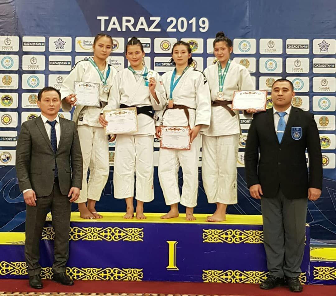 Шесть медалей завоевали мангистауские дзюдоисты на чемпионате РК, фото-1