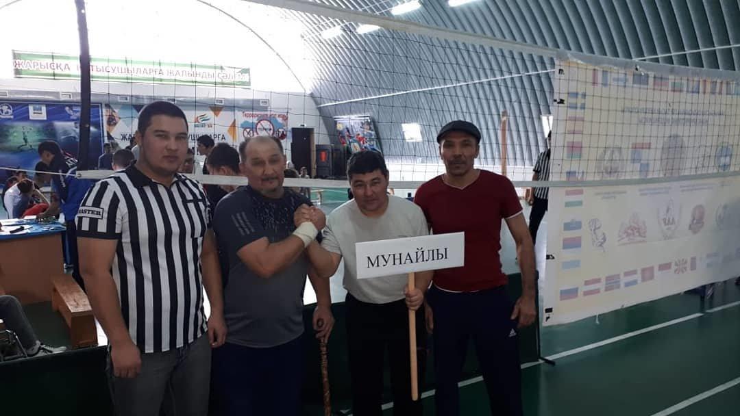 В Актау прошел турнир по пара-армрестлингу, фото-3