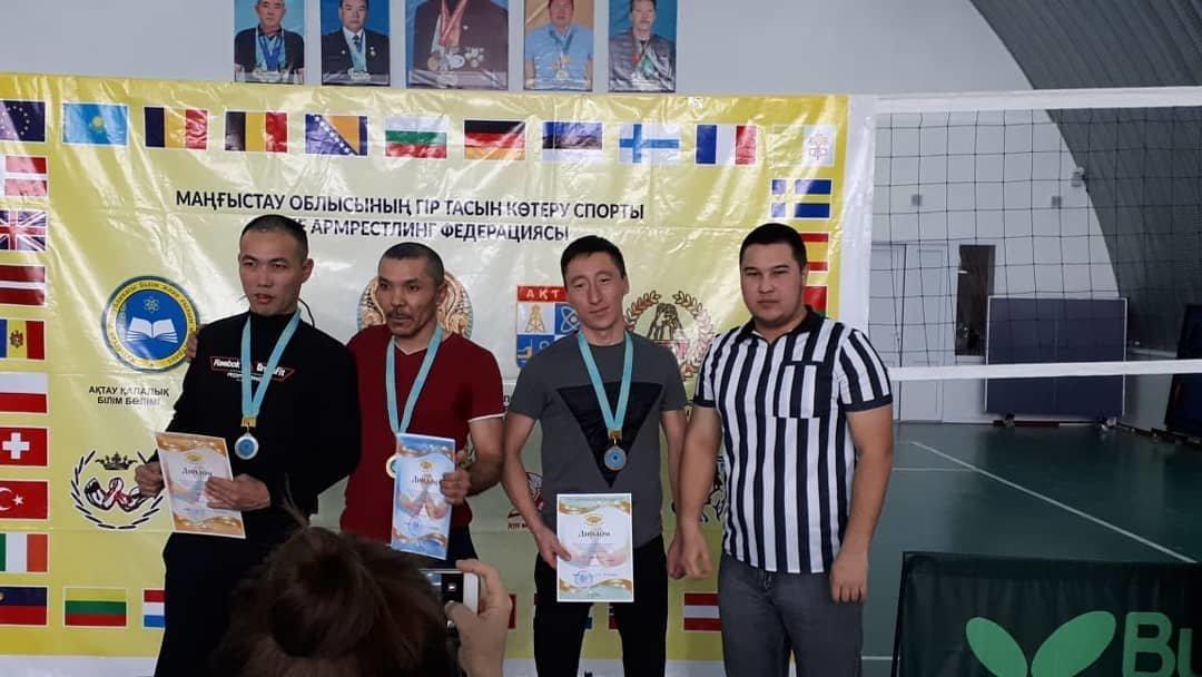 В Актау прошел турнир по пара-армрестлингу, фото-2