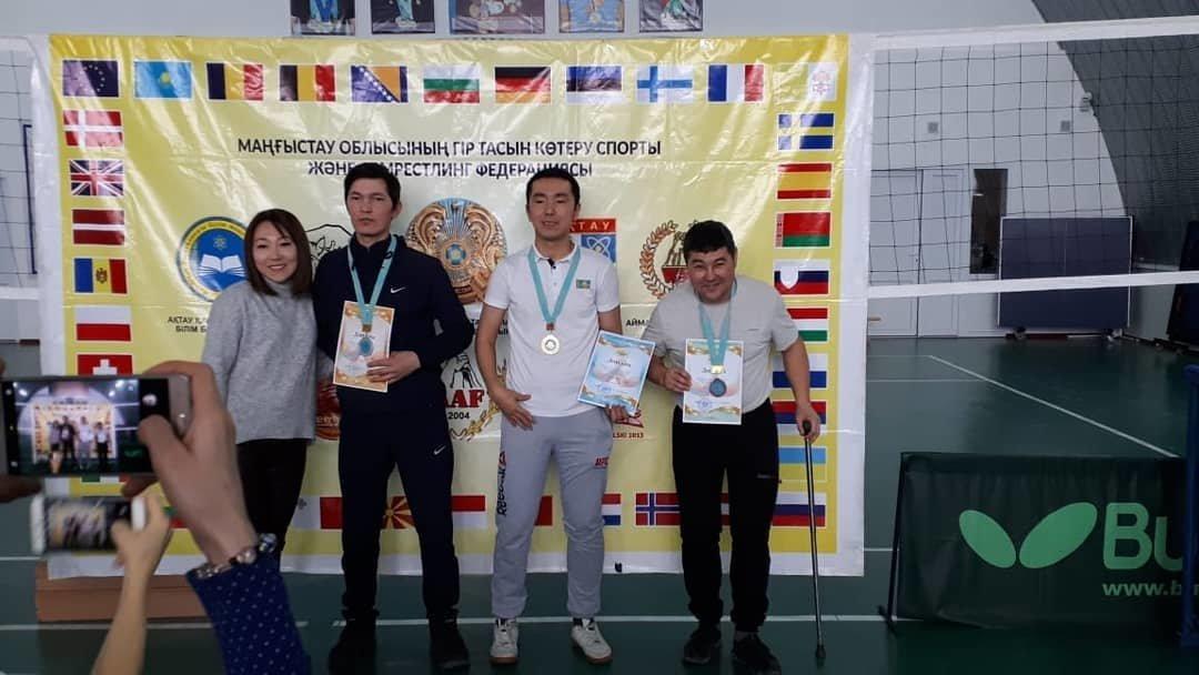 В Актау прошел турнир по пара-армрестлингу, фото-1