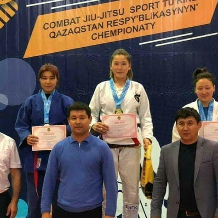 Четыре медали завоевали мангистауские джитсеры в Алматы, фото-1