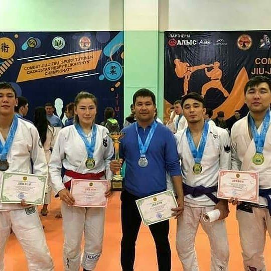 Четыре медали завоевали мангистауские джитсеры в Алматы, фото-2