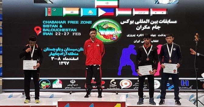 Мангистауские боксеры взяли две медали на международном турнире в Чабахаре, фото-1