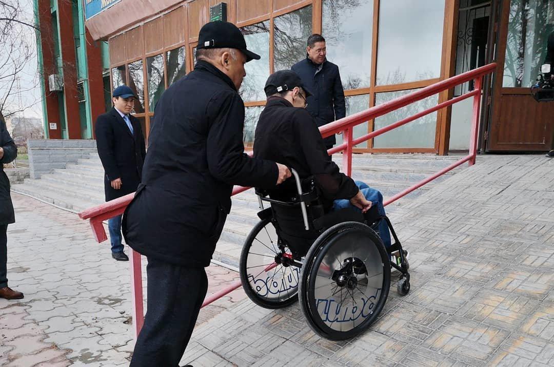На доступность для инвалидов проверили ряд объектов в Актау, фото-5