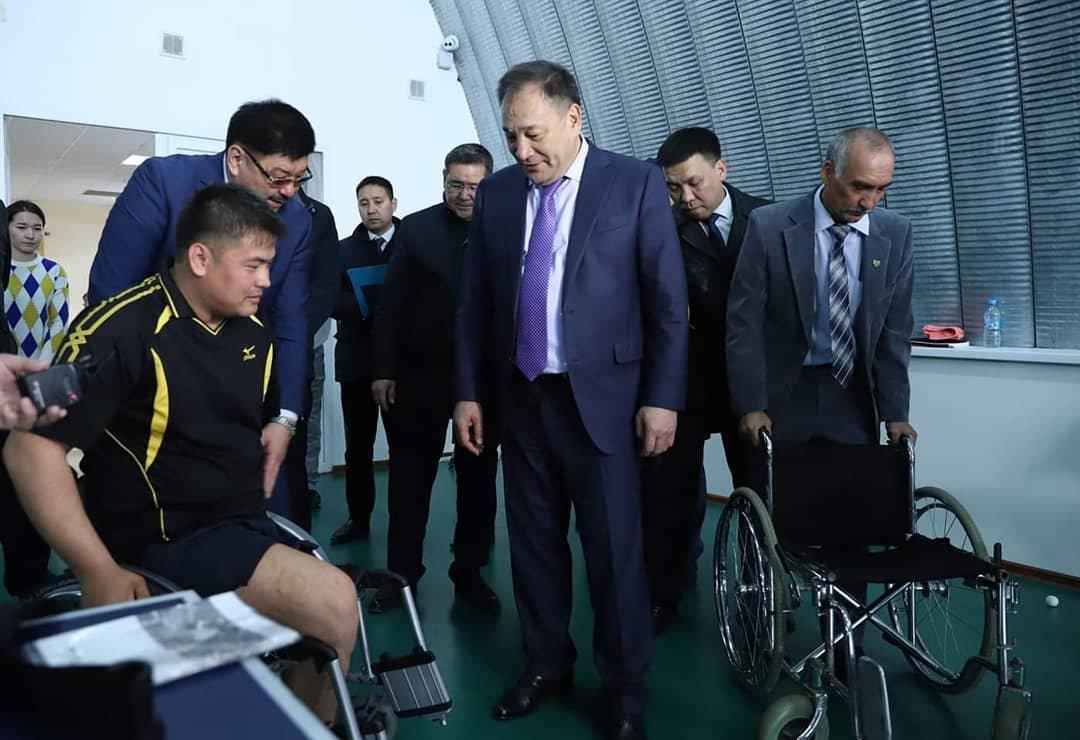 На доступность для инвалидов проверили ряд объектов в Актау, фото-2