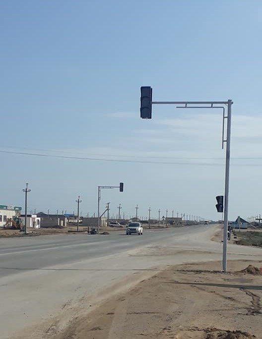 Почти 400 столбов освещения планируют установить в селе Сайын Шапагатов, фото-1