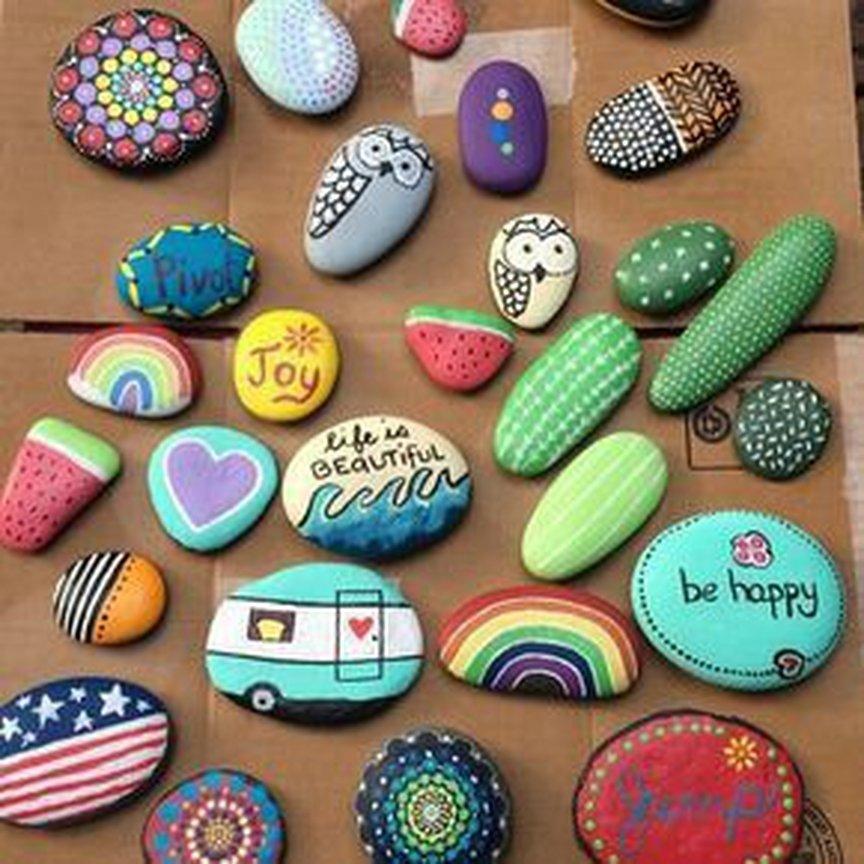 Уикенд в Актау: роспись морских камней, творческие мастер-классы  для детей и рисование, фото-3