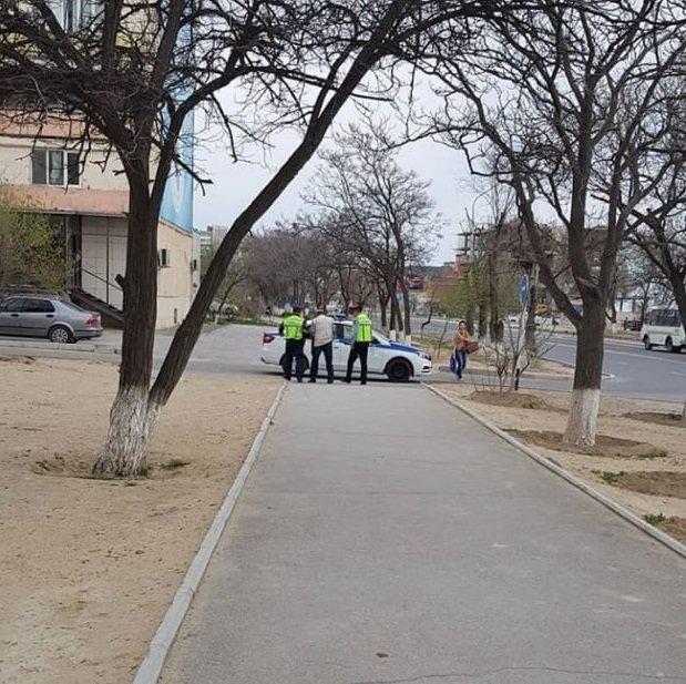 Разгуливающего с ножом мужчину обезвредили полицейские Актау, фото-1