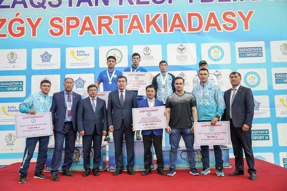 Четыре медали завоевали боксеры из Мангистау на V летней Спартакиаде РК, фото-6