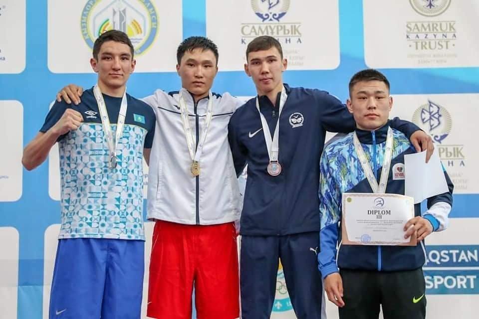 Четыре медали завоевали боксеры из Мангистау на V летней Спартакиаде РК, фото-7
