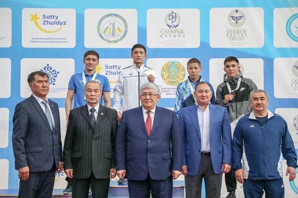 Четыре медали завоевали боксеры из Мангистау на V летней Спартакиаде РК, фото-9