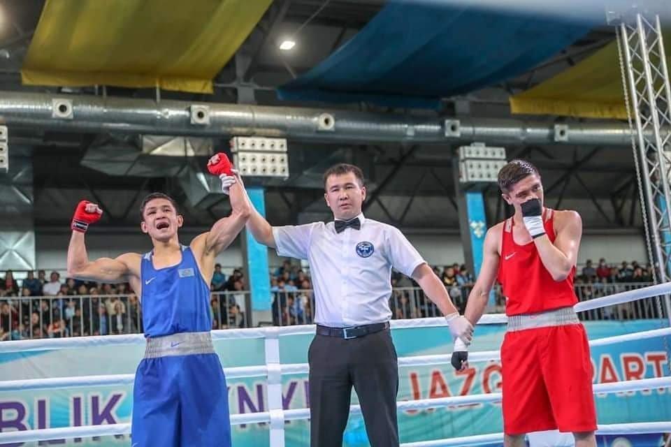 Четыре медали завоевали боксеры из Мангистау на V летней Спартакиаде РК, фото-1