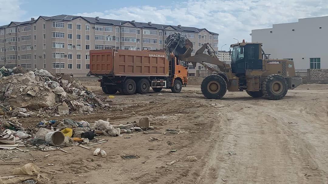 Жители Актау превратили в свалку 27 земельных участков, фото-2