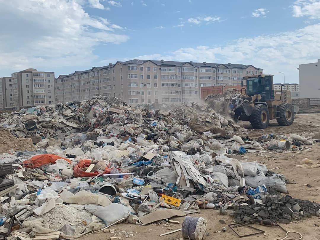 Жители Актау превратили в свалку 27 земельных участков, фото-3