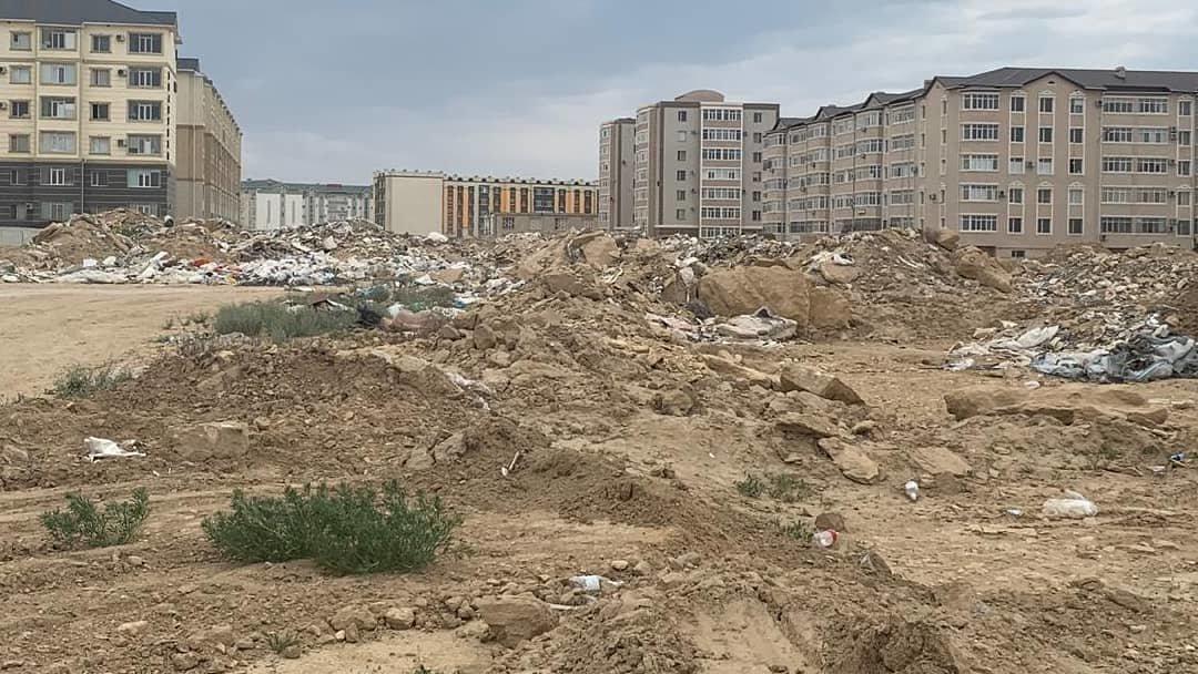 Жители Актау превратили в свалку 27 земельных участков, фото-4