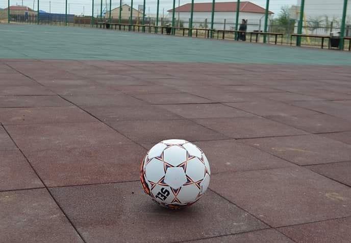 Спортивные площадки за 96 миллионов тенге подарили детям из села Боранкул, фото-2