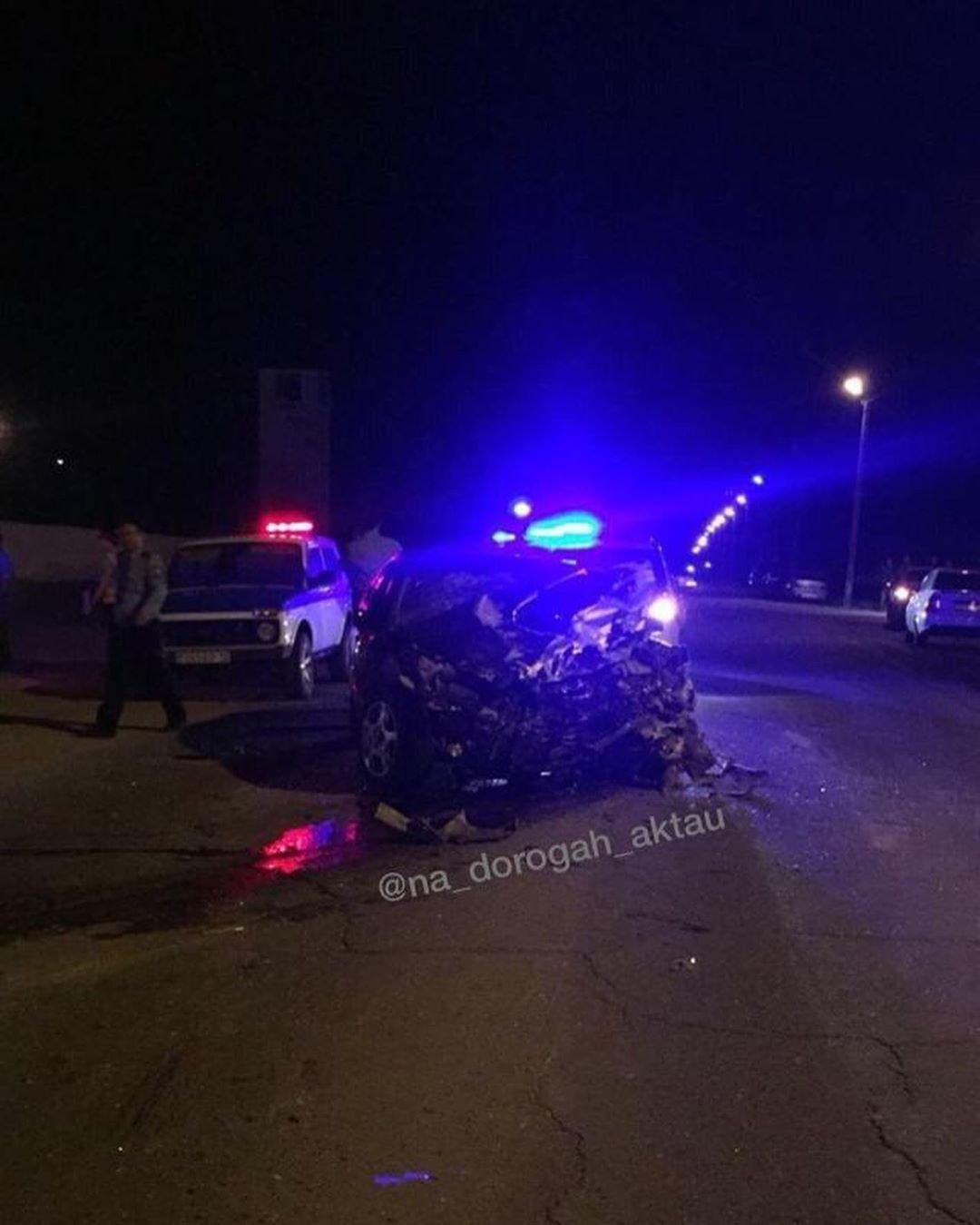 ДТП в Мунайлинском районе: погибли люди, фото-2