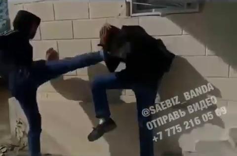 Били по голове ногой: избивших подростка парней задержали в Актау, фото-2