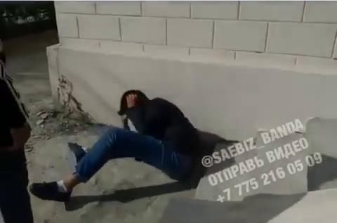Били по голове ногой: избивших подростка парней задержали в Актау, фото-4