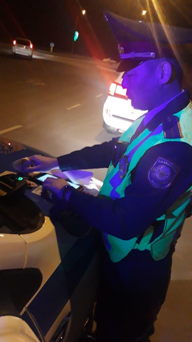 По жалобам людей: на 15 водителей наложили штраф в Мангистау, фото-3