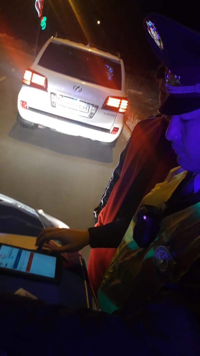 По жалобам людей: на 15 водителей наложили штраф в Мангистау, фото-1