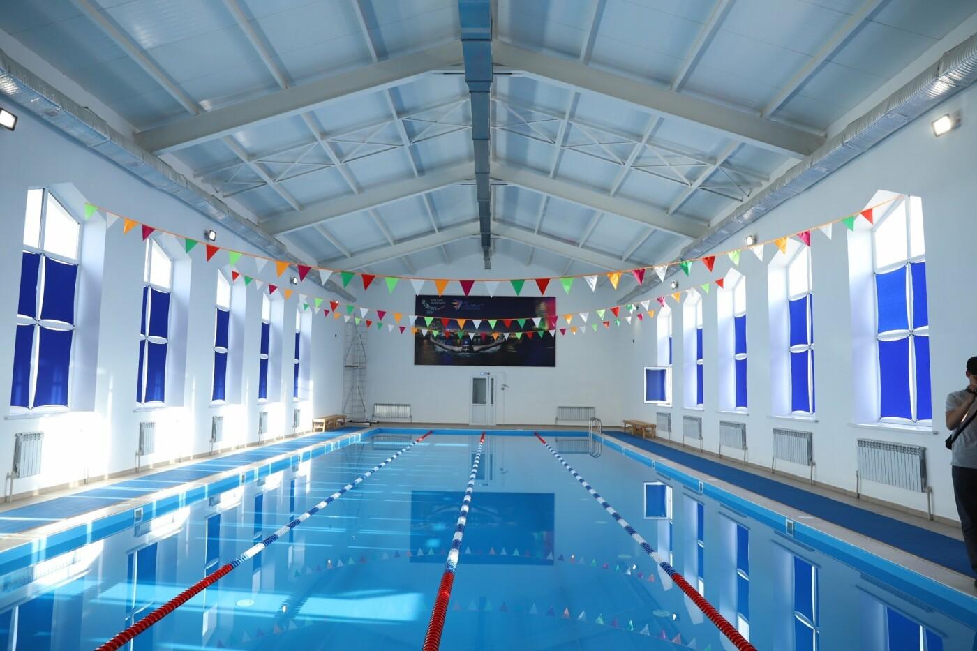 Спортивно-оздоровительный комплекс и бассейн открыли в Бейнеу, фото-5