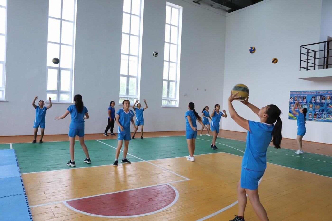 Спортивно-оздоровительный комплекс и бассейн открыли в Бейнеу, фото-3